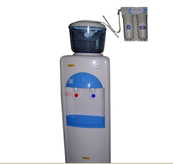 Dispenser With Water Purifier