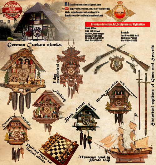 Cuckoo Clocks India Cuckoo Clocks