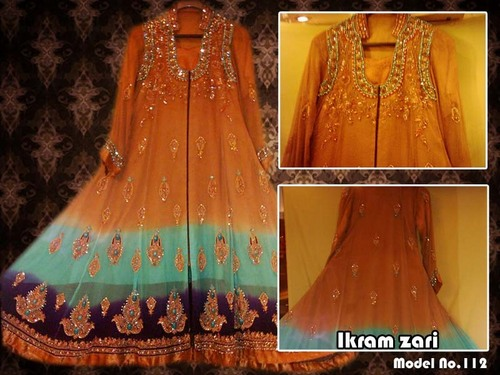 embroidery suits with stone work in faisalabad punjab