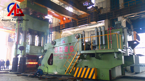 Hydraulic Forging Manipulator