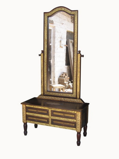 Decorative Dressing Table ~ Decorative wooden dressing table in jodhpur rajasthan