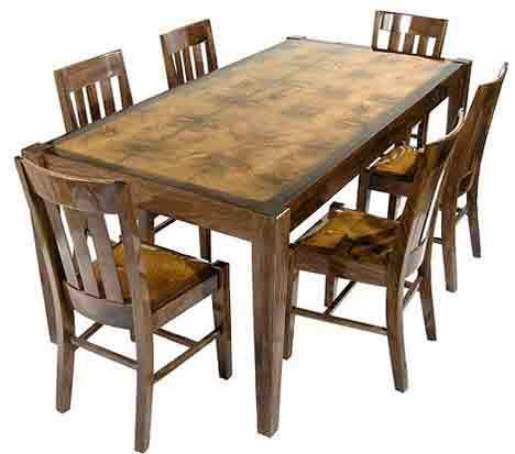 Fancy dining table in jodhpur rajasthan india shree for Fancy dining table and chairs