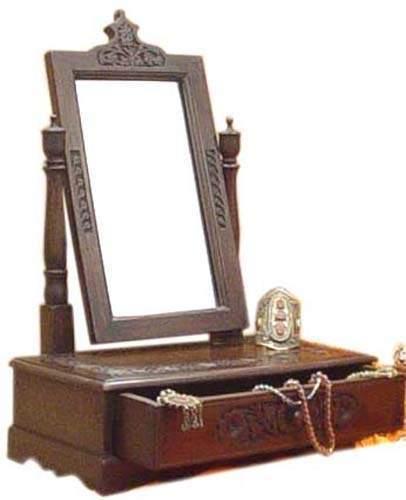 Wood Furniture Dressing Table Sheesham Wood Dressing Table