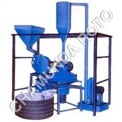Industrial Rotational Pulverizers