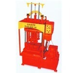 Stationary Type Paver Machine