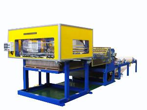Paper Honeycomb Machine (Block Core)