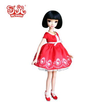 Kurhn 5th Anniversary Doll