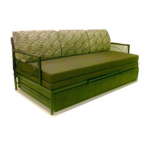 Sofa cum bed in mumbai maharashtra india oliver metal for Sofa xum bed