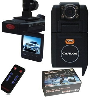 Romote Control Full HD 1080P Car DVR
