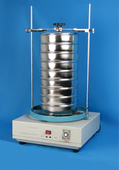sieve machine