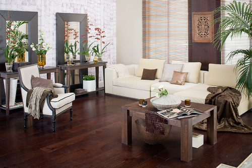 BVG Krono Laminated Wooden Flooring