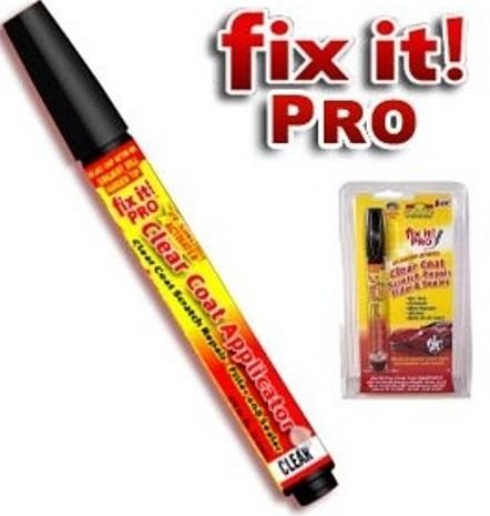 Scratch Fix Pen Fix it Pro Pen Car Scratch