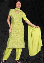 Contemporary Salwar Kameez