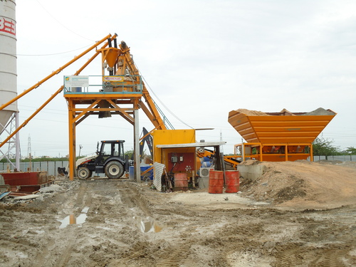 Mini Batching Plant : Mini concrete batching plants in pune maharashtra india