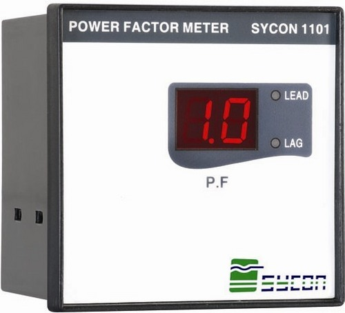 Power Factor Meter : Power factor meter sycon in walbhat road goregaon
