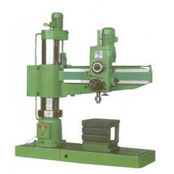 Radial Type Drill Machine