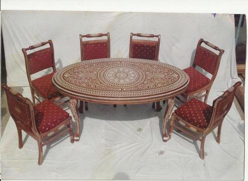 Oval Shape Dining Table in Hoshiarpur Punjab India  : 316 from www.tradeindia.com size 500 x 366 jpeg 31kB
