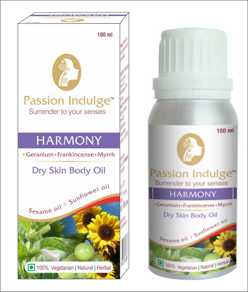 Harmony Anti-Stress Body Oil