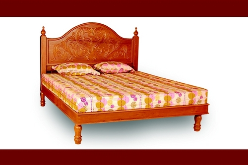 Wooden Cot In Kuzhithurai Tamil Nadu India Joseco Wood Industries