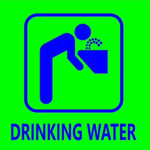 Drinking Water Sign Board in Mumbai, Maharashtra, India ...