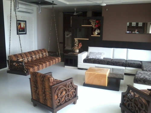 Modern living room jhulas in mumbai maharashtra india for Living room jhula