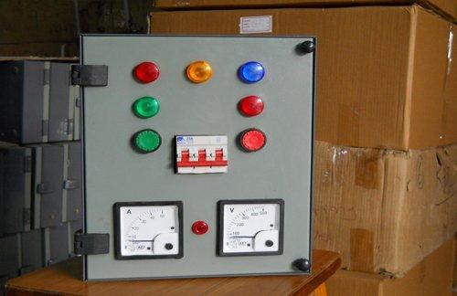 Dol starter control panel in naroda road ahmedabad for Motor starter control panel