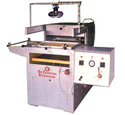 Manual Vaccum Forming Machine