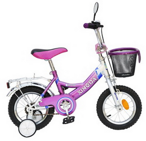Kids Cycle In Porbandar Gujarat India Janta Cycle