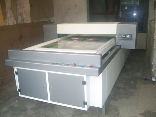Digital Flat Bed Printer