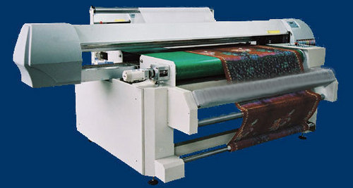 Digital Fabric Printer