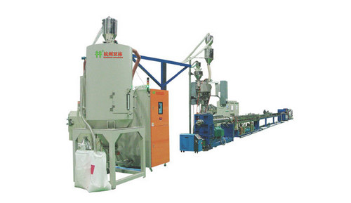 High Speed One-Step PE-Xb Pipe Extrusion Line