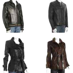 Ladies Apparel Leather Lining