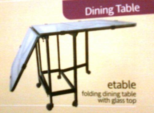 Folding Dining Table in Pune Maharashtra India  : 642 from www.tradeindia.com size 500 x 368 jpeg 59kB