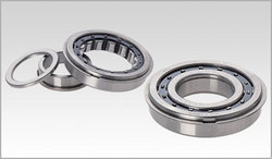 Cylindrical Roller Bearings With Snap Ring