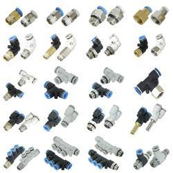 Pneumatic Push Fittings
