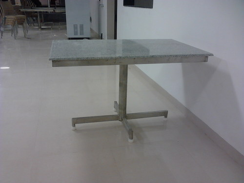 Granite Top 4 Seater Dining Table In Midc Gokul Shirgaon Kolhapur Maharasht