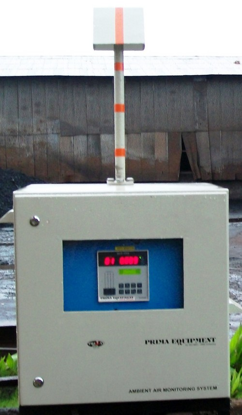 Air Sampling System : Continuous ambient air quality monitoring system in