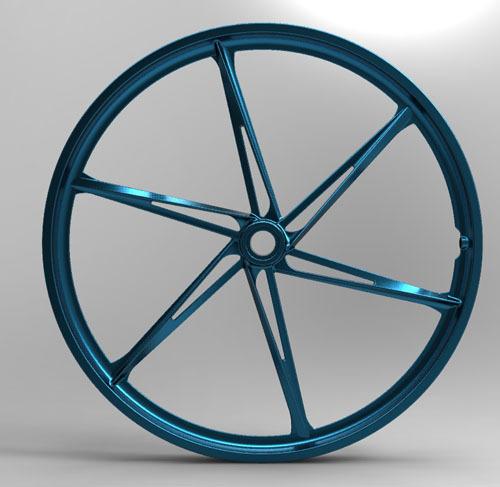 Magnesium Bicycle Wheels