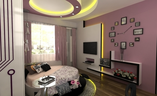 Kids bedroom decoration services in noida uttar pradesh for Children bedroom designs india