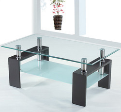High Quality Glass Center Table In Mettukuppam, Chennai, Tamil Nadu, India .