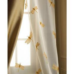 embroidered sheer curtains in chakala andheri e mumbai