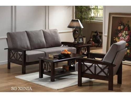 Wooden Sofa Set In Kirti Nagar New Delhi Delhi India