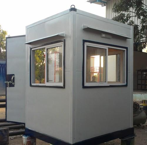 Ms Portable Security Cabin In Naroda Indl Estate