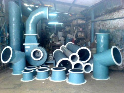 Pp frp duct in ankleshwar gujarat india om glass fibre