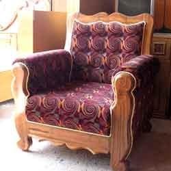 Wooden Sofa In Indore Madhya Pradesh India