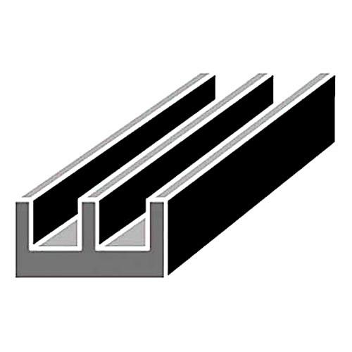 Aluminum Window Channel : Aluminum window channel
