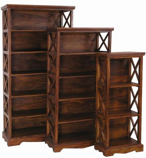 Popular  Dannerinspired Bookcase Woodworking Plan From WOOD Magazine