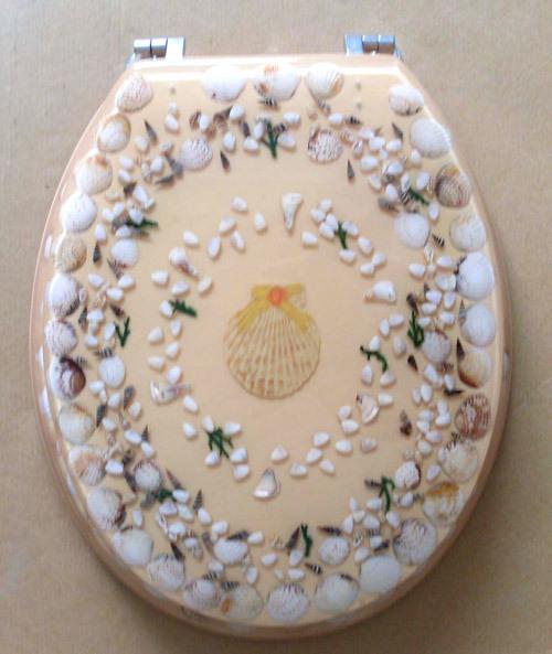 Fancy Polyresin Toilet Seat Cover In Xiamen Fujian China Xiamen Teamnice