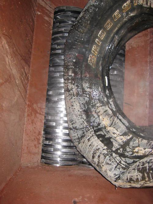 Tire Shredder
