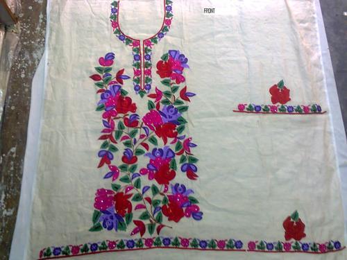 Embroidery suits in mochpura bazar ludhiana punjab